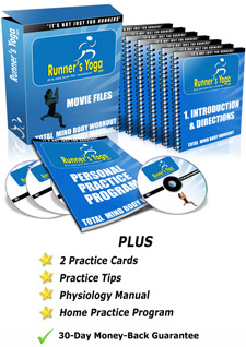 Runner's Yoga Program Package